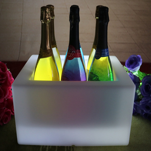 A wide variety of Waterproof & RGB 16-Color LED Champagne pots in various shapes