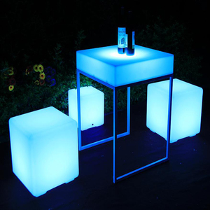 A Wide Variety of Waterproof Illuminated LED Cubes