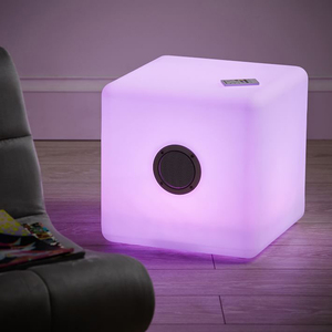 Waterproof LED Bluetooth Speaker cubes(30*30*30cm)